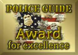 Police Guide Award for Excellents, January17,2002