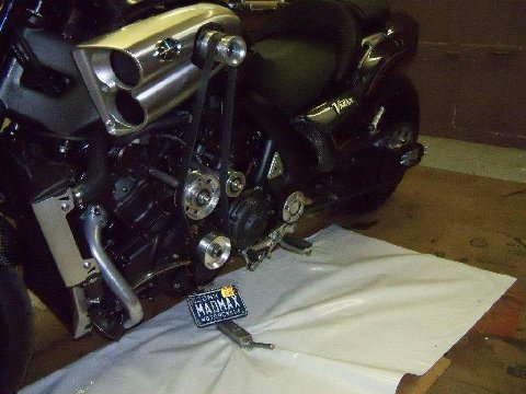 2009 VMAX by Mad Max